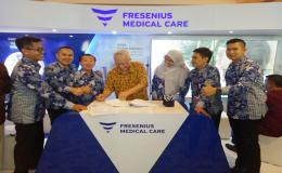 Business Cooperation with PT Fresenius Medical Care Indonesia