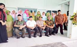 Inauguration of Hemodialysis Clinic Muslimat NU 3